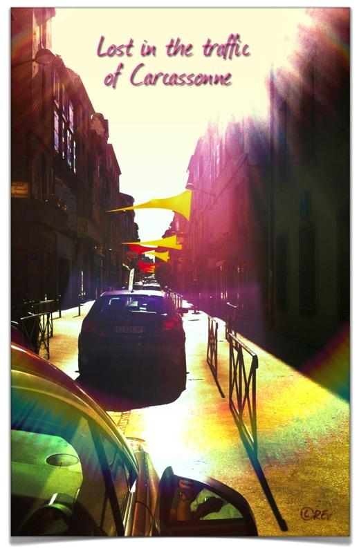 Traffic d' Carcassonne